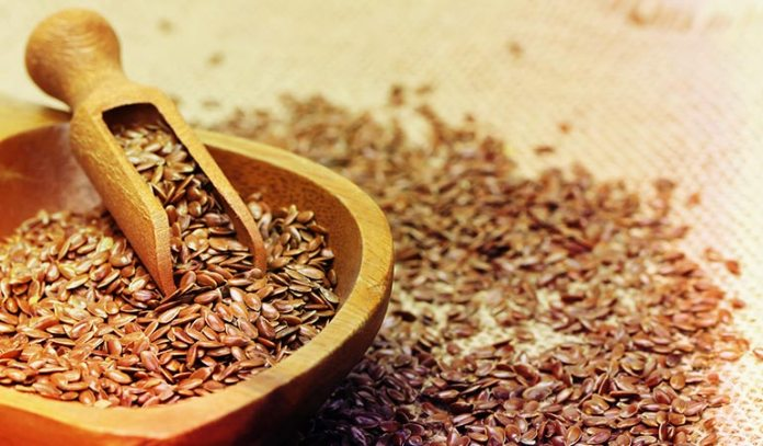 Flaxseeds Contain Mucilage And Fiber