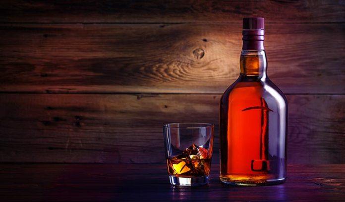 Hard liquor when mixed or taken as a cocktail contains sugar