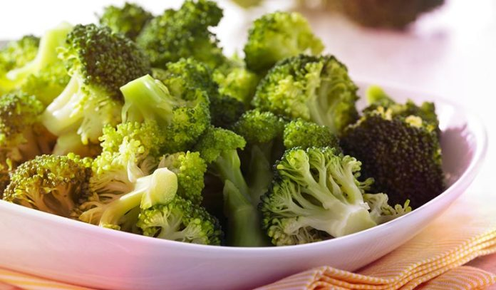 Broccoli Contains 5.1 gms Of Fiber Per Serving