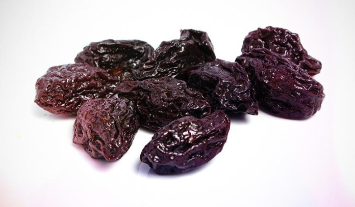 Prunes Are High In Insoluble Fibers