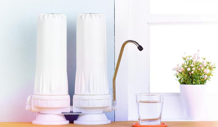 Water filter and shower filter can reduce harmful chemicals in water considerably