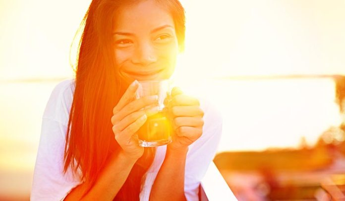 (Exposure to natural light helps in regulating the natural sleep-wake cycle