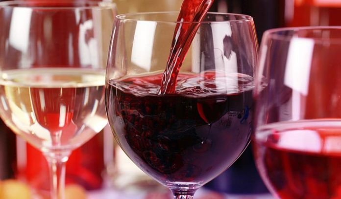 9When you are trying to bring down the level of Candida in your gut, alcohol is off limits, and that includes wine too)