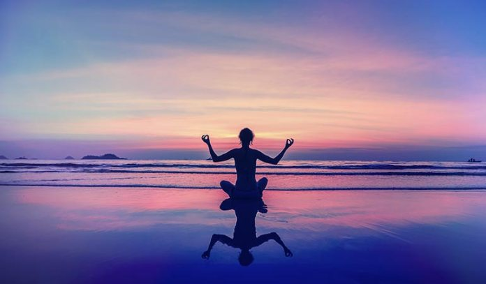 : People Have Found Meditation To Help With The Underlying Factors Causing Anger