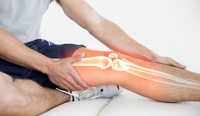 Aches in the joints and muscles indicates that you are pushing your body