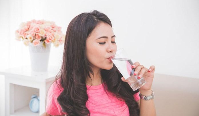 Adequate hydration helps loosen up mucus.