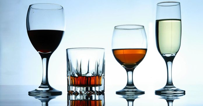 Alcohol can both positively and negatively affect cholesterol levels