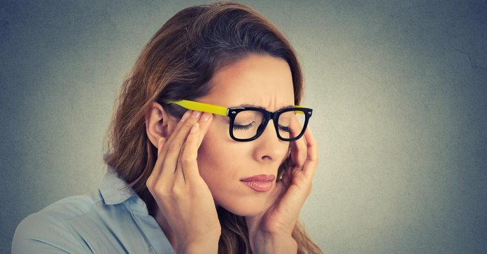 Headaches can be of different types according to their locations.