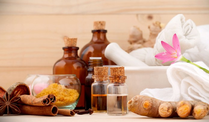 Aromatherapy uses essential oils to alter the messengers in the brain