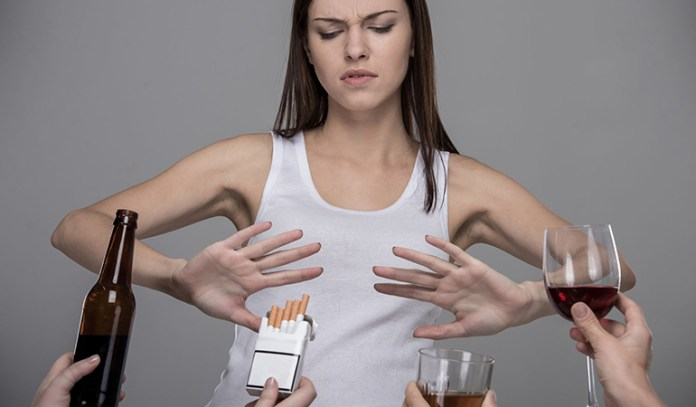 Smoking or alcohol will hinder stomach acid function and cause reflux