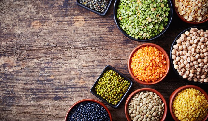 Filled with fiber and protein, beans stave off hunger easily