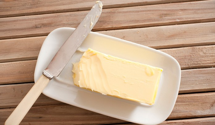 Butter is rich in calcium, as well as vitamin A and D