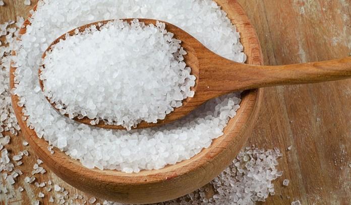 Beware Of Too Much Sea Salt