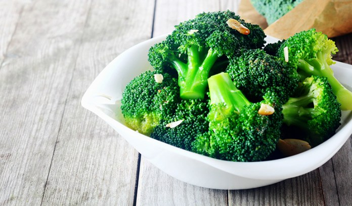 Broccoli is a rich source of powerful antioxidants