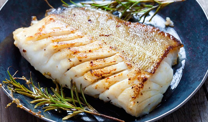 Cod is a great protein source with ample amounts of iodine
