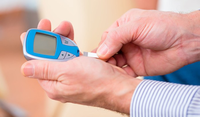 Diabetes could make you put on excessive weight