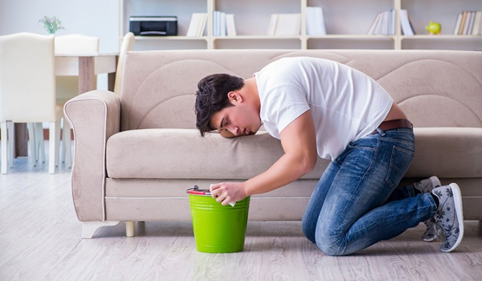Nausea and dizziness is the body's signal that you are overworking