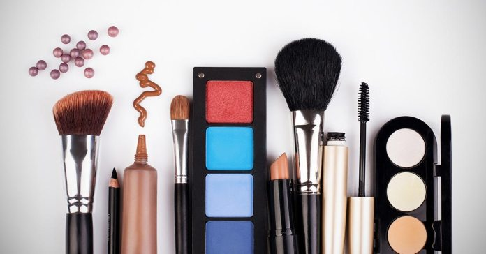 Harmful toxins are present in almost all beauty and bathroom products
