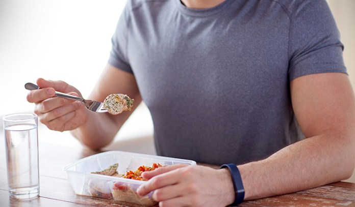 Frequent meals will give the stomach acid constant work