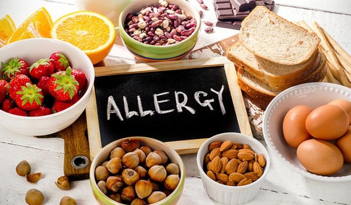 eliminate known food allergens