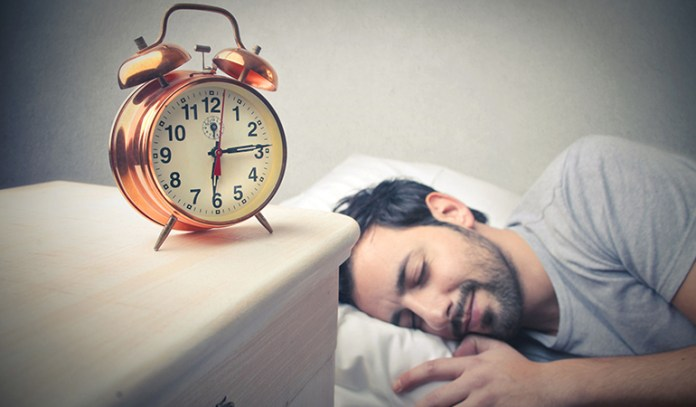 Establish a healthy foundation by eating right and sleeping on time.