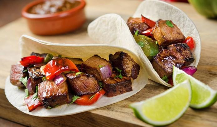 Fajita seasoning is great for taco night.