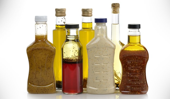 Fat-Free Salad Dressings May Seem Healthy But Are Actually Not