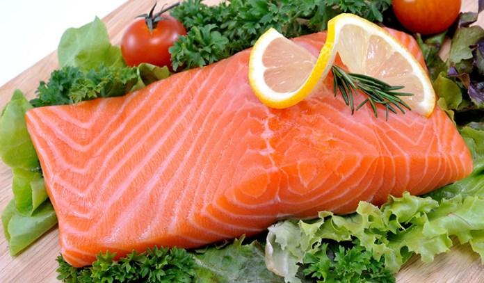 Fatty fish won't raise blood sugar levels.
