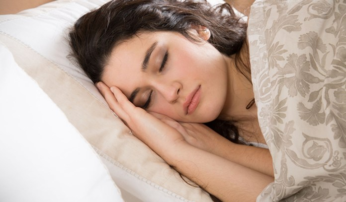 Sleeping willautomatially flush toxins out of the body