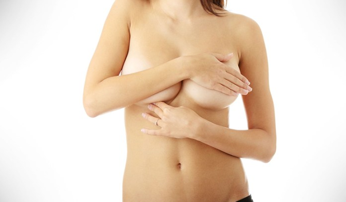 You can do a breast self-exam and find out if you have breast cancer