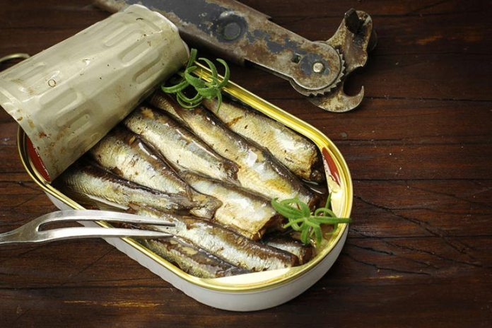 Sardines are a rich source of calcium
