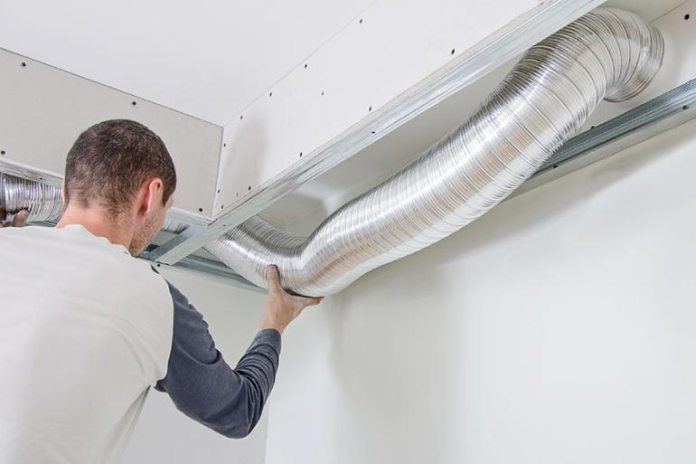 Proper air circulation should be there throughout the house