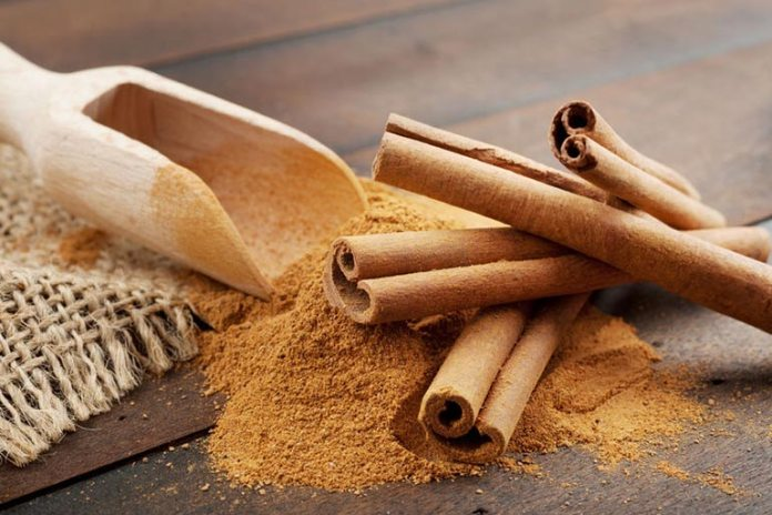 Use cinnamon as a sugar substitute in coffee