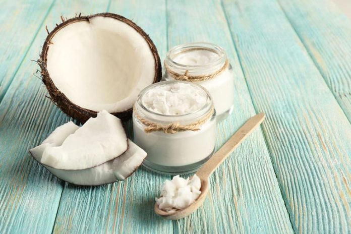 "Coconut oil raises ""bad"" LDL cholesterol, a major risk factor for heart disease."