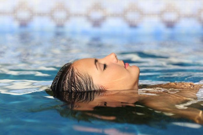 floatation therapy in isolation tanks
