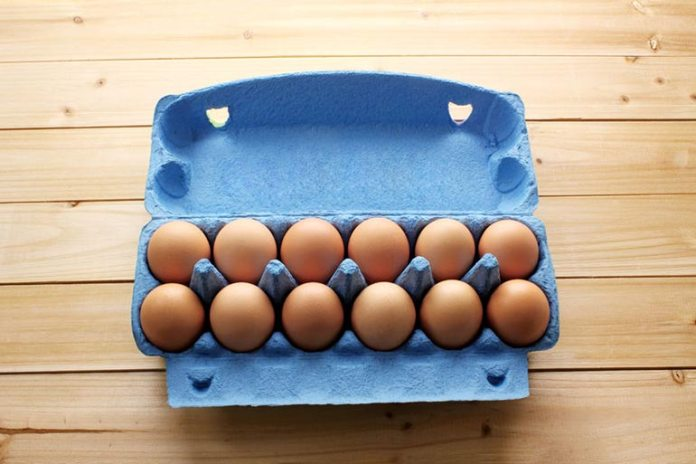 Now eggs come fortified with Omega-3
