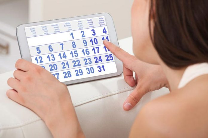 Being organized will make sure you finish all your tasks efficiently