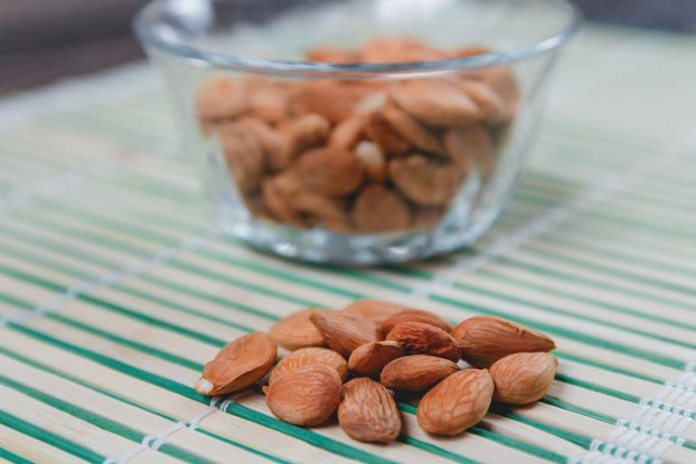 Sweet apricot seeds are edible and tastier.
