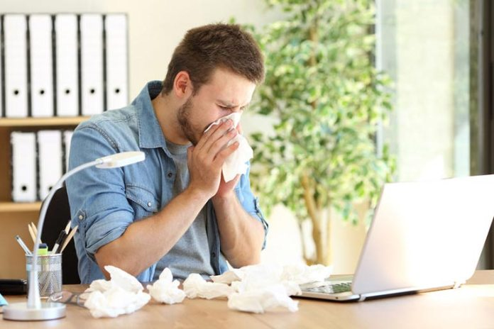 Chronic stress will eventually take a toll on your health and have you falling sick frequently.
