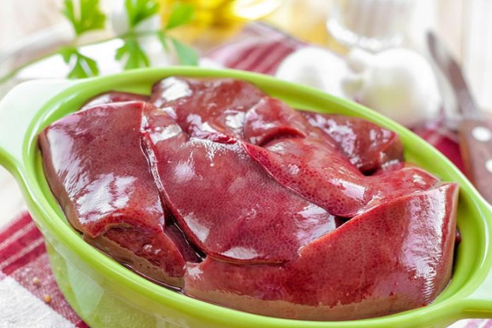 Eating liver can reduce your risk of heart disease.