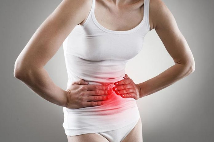 Mild nausea accompanied by a dull or burning pain in the stomach indicates stomach ulcer.