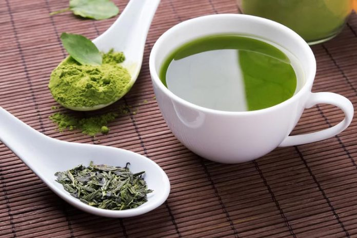 Drinking green tea has been shown to reduce a cancer recurrence