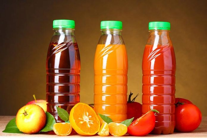 Fruit juice is loaded with preservatives and added colors