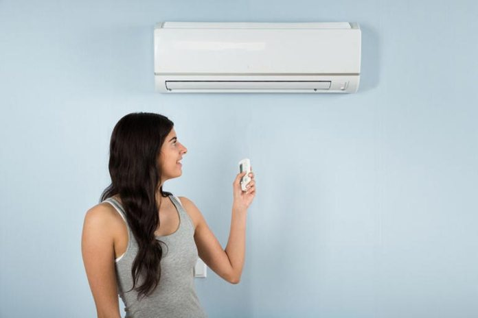 Bad air quality can be the result of uneven temperatures within the house.