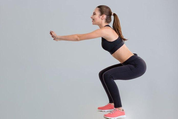 Squats Can Improve Posture