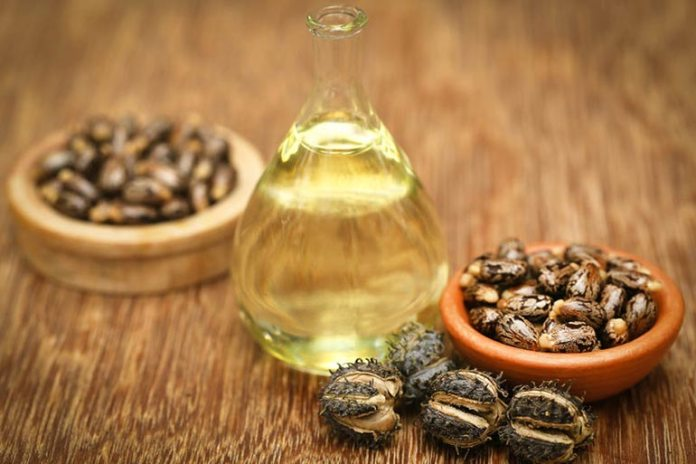Castor oil does not dry up the colon preventing constipation