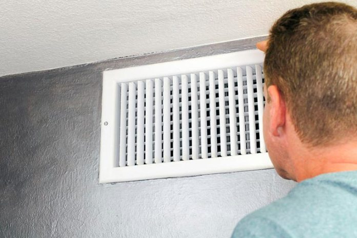 Proper air circulation throughout your property is key