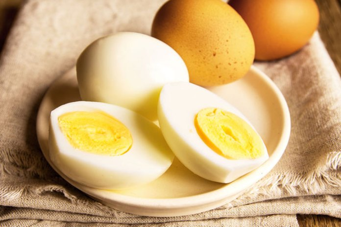 Swapping fried eggs for boiled, scrambled, or poached eggs is one of the easiest ways to cut down on calories.