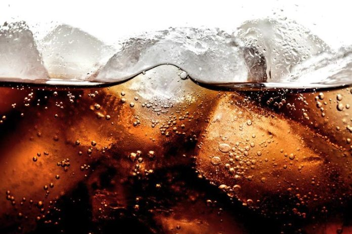 Carbonated drinks are filled with air