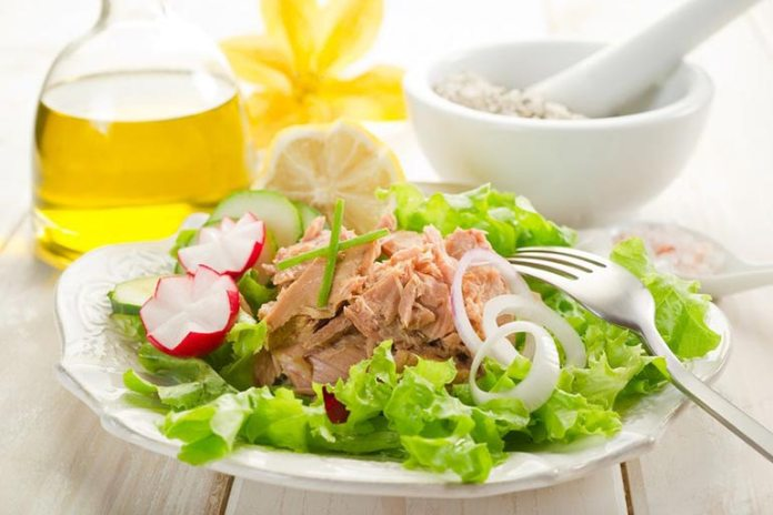 Tuna Is Rich In Proteins